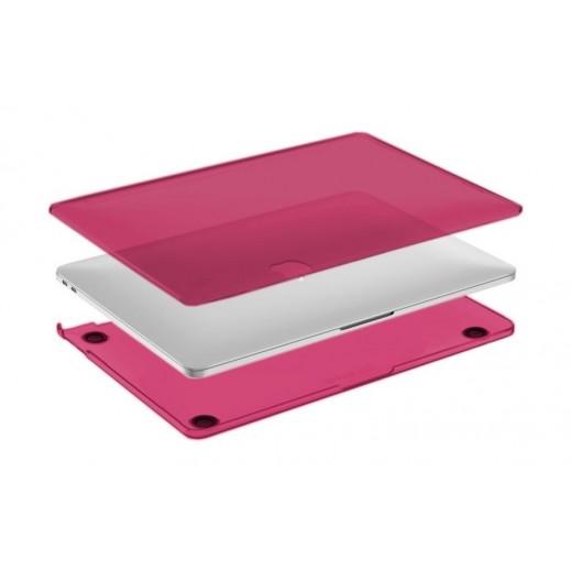 سبيك – غطاء لماك بوك 13 إنش مع لوحة اللمس – وردي