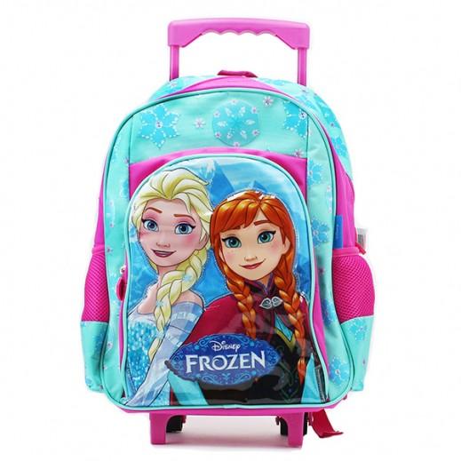 فروزن 2 – حقيبة مدرسية ترولي 16 بوصة