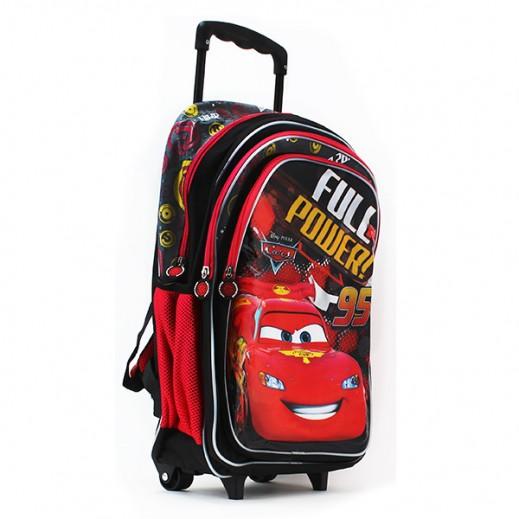 d95c8eb50fb62 اشتري سيارات ديزني – حقيبة مدرسية ترولي 18 بوصة