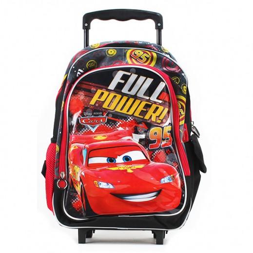 سيارات ديزني – حقيبة مدرسية ترولي 16 بوصة