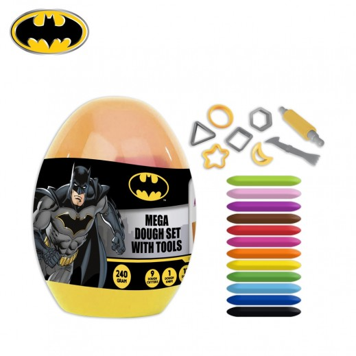 صلصال بيضة من الطين مع شخصيات باتمان
