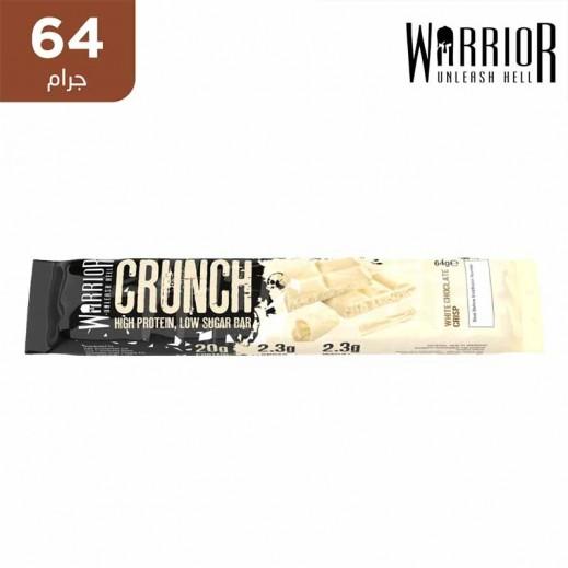 واريور كرانش لوح الشوكولاتة البيضاء المقرمشة 64 جم