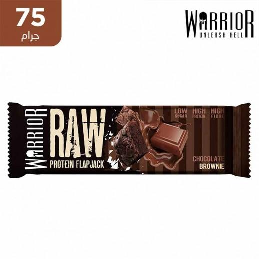واريور راو بروتين جاك شوكولاتة براوني 75 جم