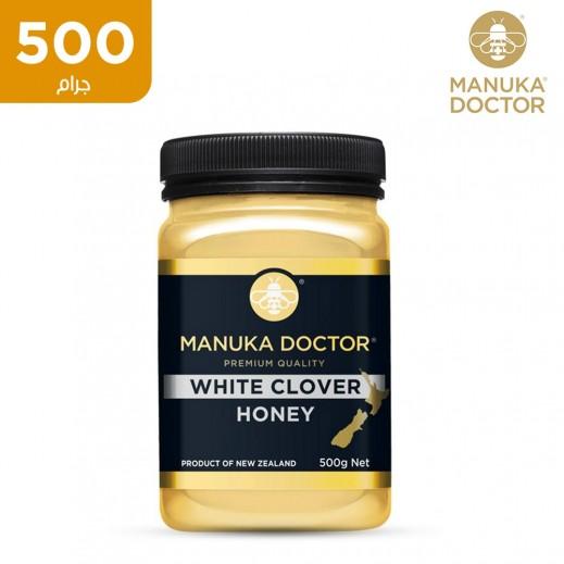 دكتور منوكا عسل البرسيم الابيض 500 جم