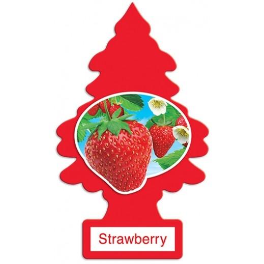 ليتل تريز – معطر الجو للسيارة - فراولة