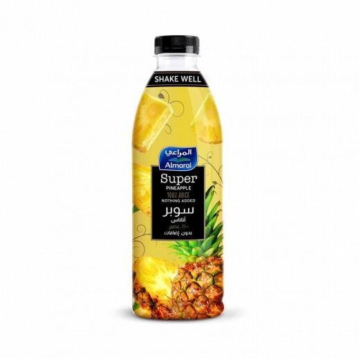 المراعي - عصير السوبر بالأناناس 1 لتر