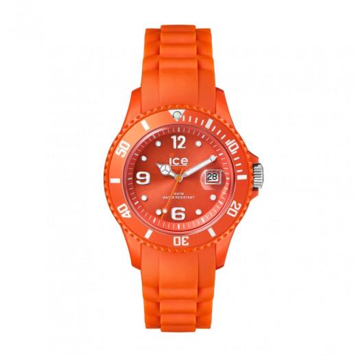 """آيس ووتش – ساعة """" شادو """" للرجال والسيدات - برتقالي"""