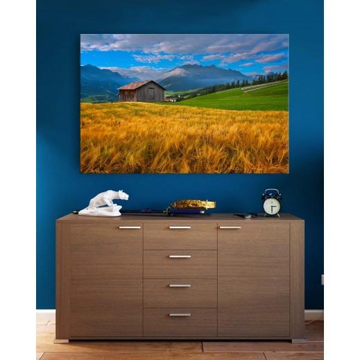 كانفس - مزرعة في سويسرا 2 من راشد سبزالي - يتم التوصيل بواسطة Berwaz.com
