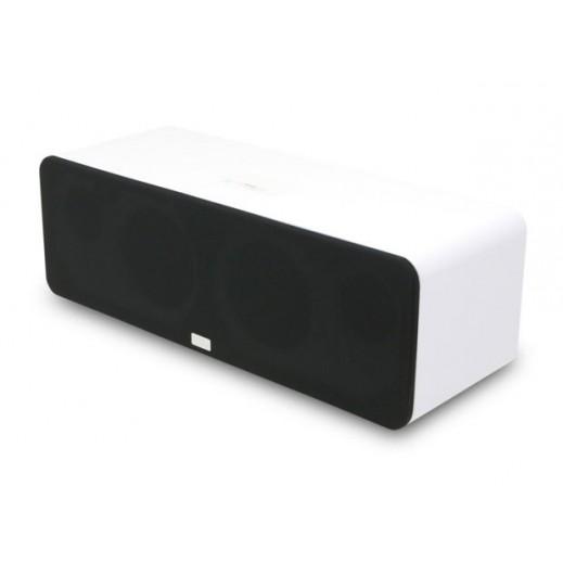 كانتو SYD5 – سماعات مكبر الصوت لآي فون ، آي بود ، آي باد - أبيض