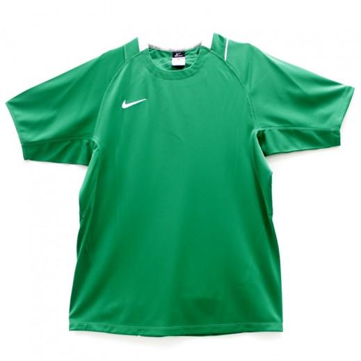 نايكي – تي شيرت كرة قدم رجالي أخضر