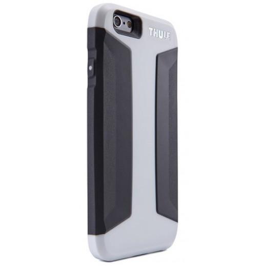 ثول أتومز - غطاء حماية خلفي X3 لآي فون 6/6 Plus – أسود وأبيض