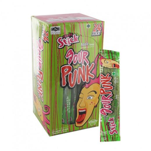 أصابع حلوى بنكهة التفاح 24 حبة × 40 جم