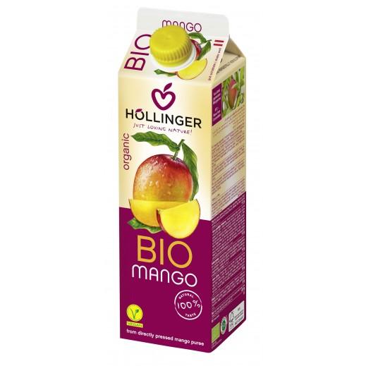 هولينجر - عصير المانجو العضوي 1 لتر