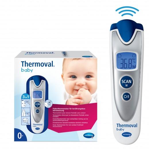 هارت مان - جهاز ترموميتر لقياس درجة الحرارة من الجبهه