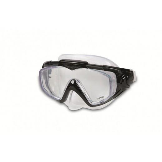 إنتكس – نظارة سباحة أكوا برو من السيليكون - أسود