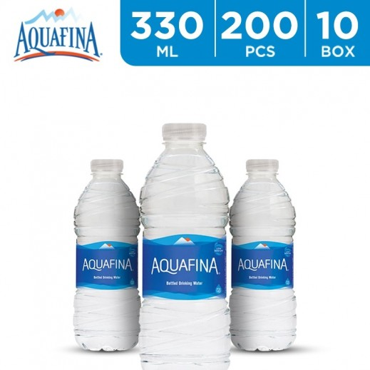 أكوافينا – مياه شرب نقية 330 مل (10 × 20) – أسعار الجملة - يتم التوصيل بواسطة توصيل الجملة خلال 8 ساعات