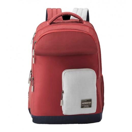 أميركان توريستر - حقيبة ظهر Toodle 01 - أحمر