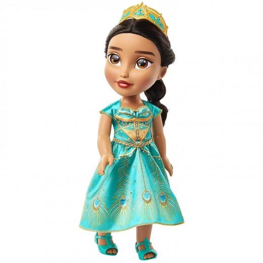 جاكس باسيفيك دمية الأميرة ياسمين في ثوبها الأخضر