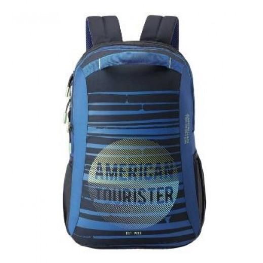 أميركان توريستر - حقيبة ظهر Turk 01  - أزرق ملكي