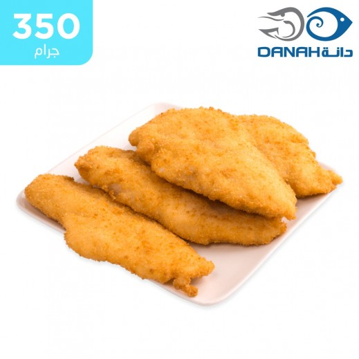 دانة  - سمك فيليه في خبز 350 جم
