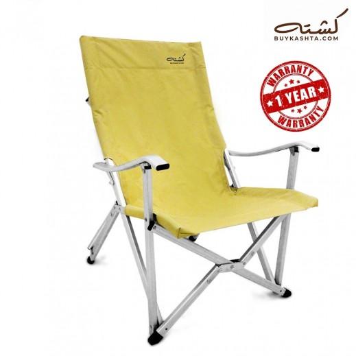كشتة - كرسى كبير مع شنطة تخزين