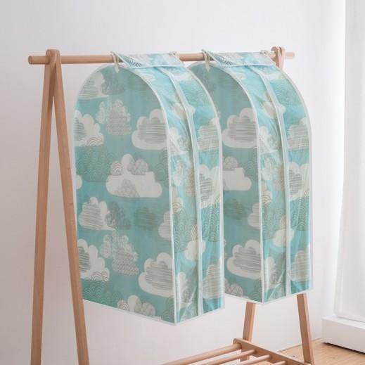 مستلزمات توصيل - غطاء صغير مقاوم للغبار قابل للتعليق للملابس - أشكال متنوعة