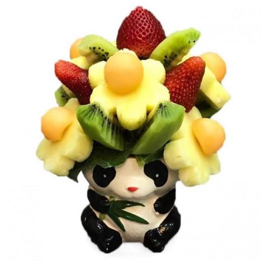 باندا بوكيه - يتم التوصيل بواسطة Fruit Art