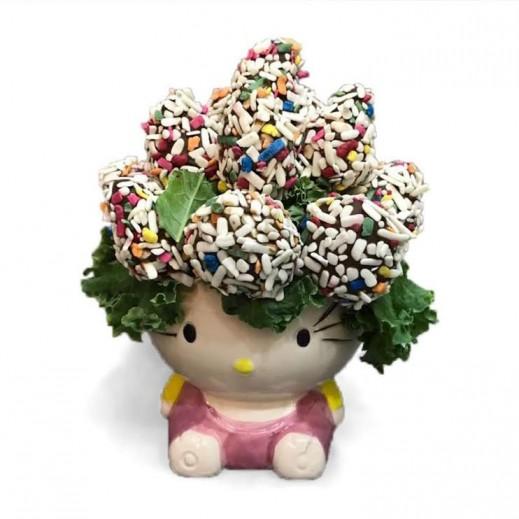 كيتى بوكيه - يتم التوصيل بواسطة Fruit Art