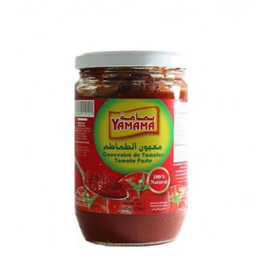 يمامة - صلصة طماطم طبيعية 660 جم