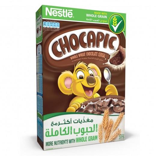 شوكابيك – رقائق القمح بطعم الشوكولاتة 375 جم
