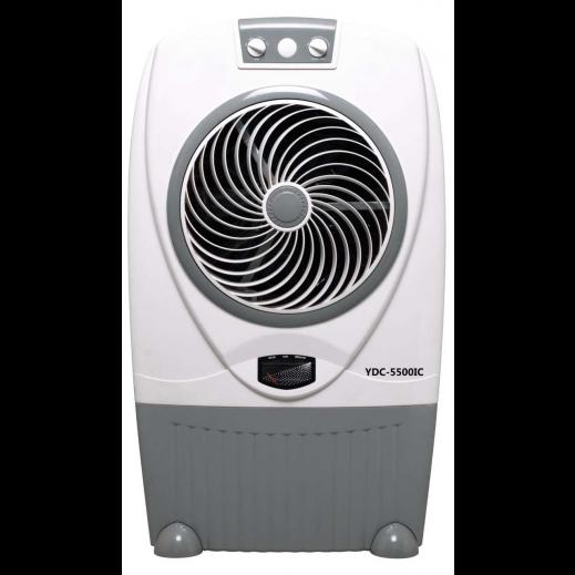 يوتيك - مبرد الهواء 45 لتر - يتم التوصيل بواسطة United Techno