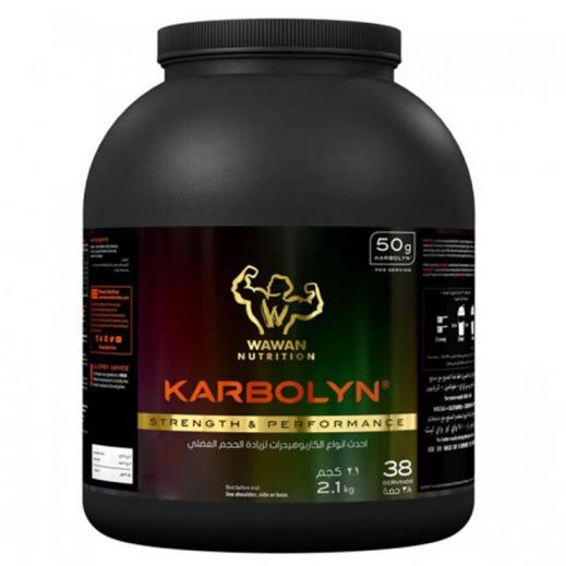 واوان بروتين كاربولاين - بدون نكهة 1.56 كج - يتم التوصيل بواسطة واوان خلال 3 أيام عمل