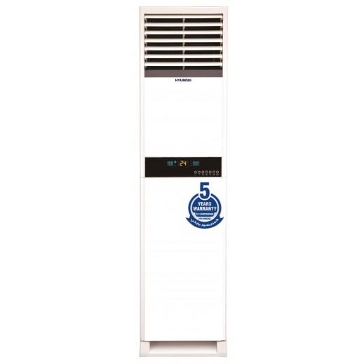 """هيونداي – مكيف عمودي 36000 وحدة حرارية – بارد وحار موديل """" HY- ACF36H """" - يتم التوصيل بواسطة Standard Arabian Business & Enterprises Co."""