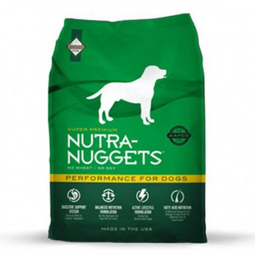 نوترا ناجتس - طعام الكلاب لزيادة معدل النشاط 15 كجم