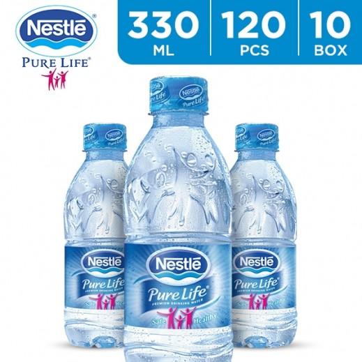 نستلة - مياه شرب نقية  330 مل (10 × 12) - أسعار الجملة