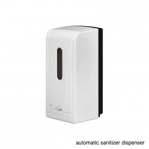 إن إتش إي – موزع صابون اليدين الأوتوماتيكي 1000 مل – أبيض