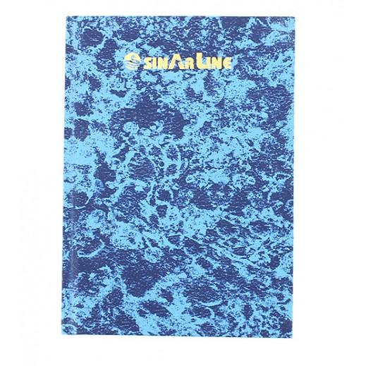 سينارلين – دفتر تسجيل حجم 3 – 10× 8 إنش - (6 حبة) عرض التوفير