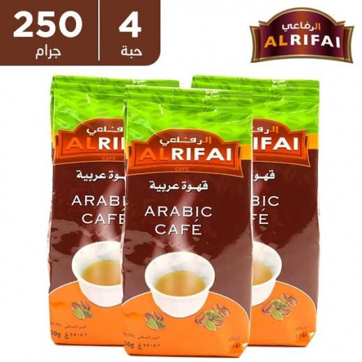 الرفاعي - قهوة عربية بالهيل 4 × 250 جم