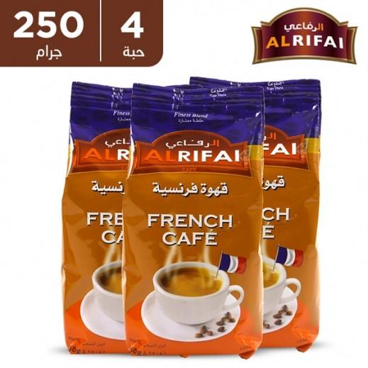الرفاعي - قهوة فرنسية 4 × 250 جم