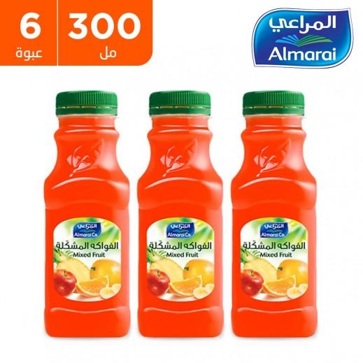 اشتري المراعي عصير الفواكة المشكلة 6 حبة 300 مل أسعار الجملة توصيل Taw9eel Com