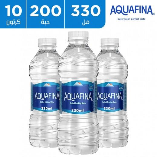 أكوافينا – مياه شرب نقية 330 مل (10 × 20)