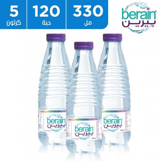 بيرين مياه معدنية قلوية 120 × 330 مل