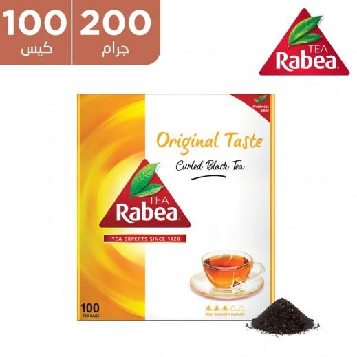 ربيع شاي كرليد الطعم الأصلي 100 كيس شاي 200 جم