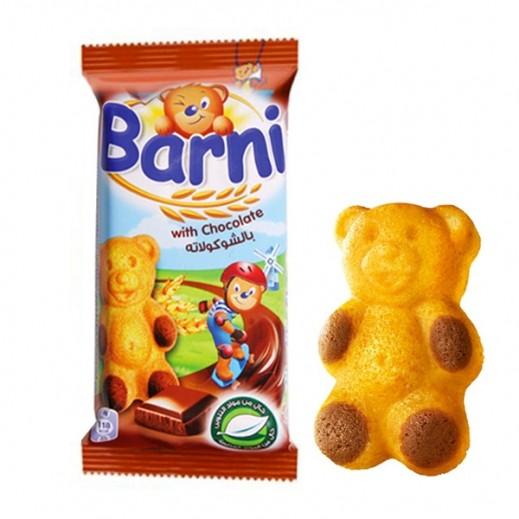 بارني – كيك بالشوكولاتة 30 جم