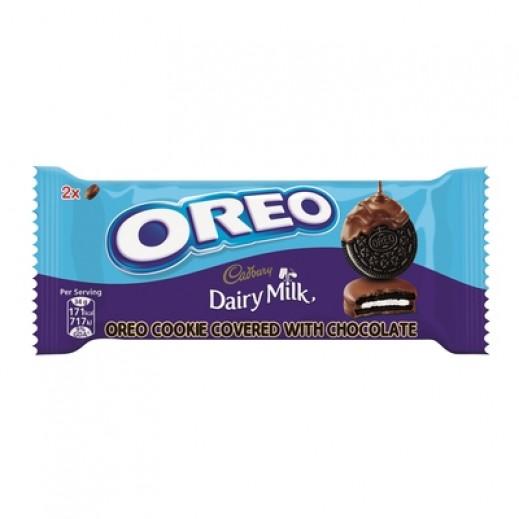 أوريو - ديري ميلك كوكي مغطى بالشوكولاته 20 × 34 جم