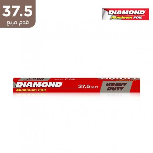 دايموند - ورق ألمونيوم حراري شديد التحمل 37.5 قدم مربع