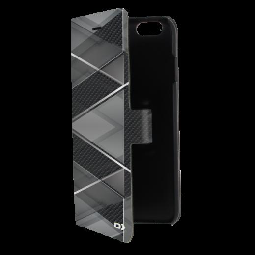 أوكسو – غطاء حماية لأي فون 6 قياس 4.7 إنش - كربوني