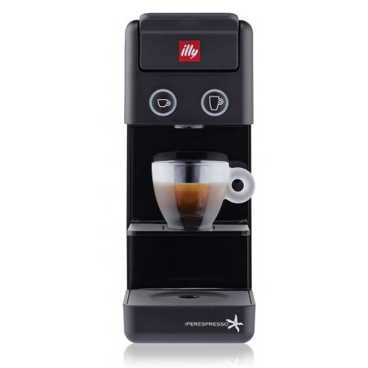 """إيلي – ماكينة القهوة والاسبرسو """"Ipso Home"""" – أسود - يتم التوصيل بواسطة Mohammad Nasser Al Hajeri"""
