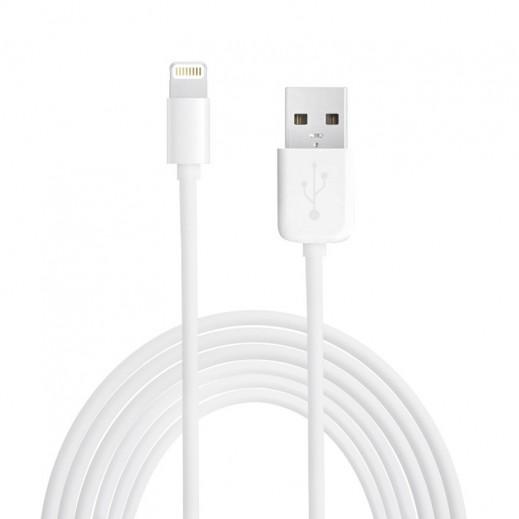 كيبل USB إلى الموصلات السريعة 8 Pin – طول 3 أمتار