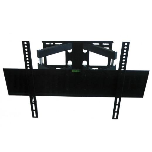 إن إتش إي – حامل الحائط للتلفزيون قابل للتعديل من 32 حتى 70 بوصة – أسود